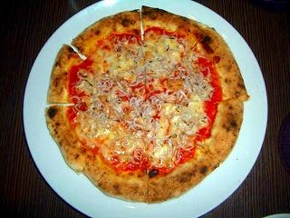シラスピザ