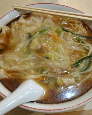 サンマーワンタン麺