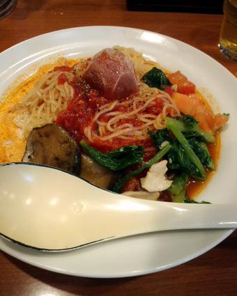 夏色トマト冷麺