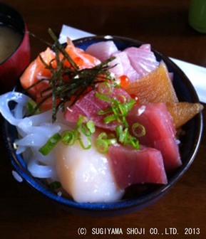 瀬戸内の海鮮丼
